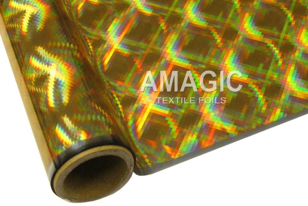 G0MP06 Hyper Plaid foil