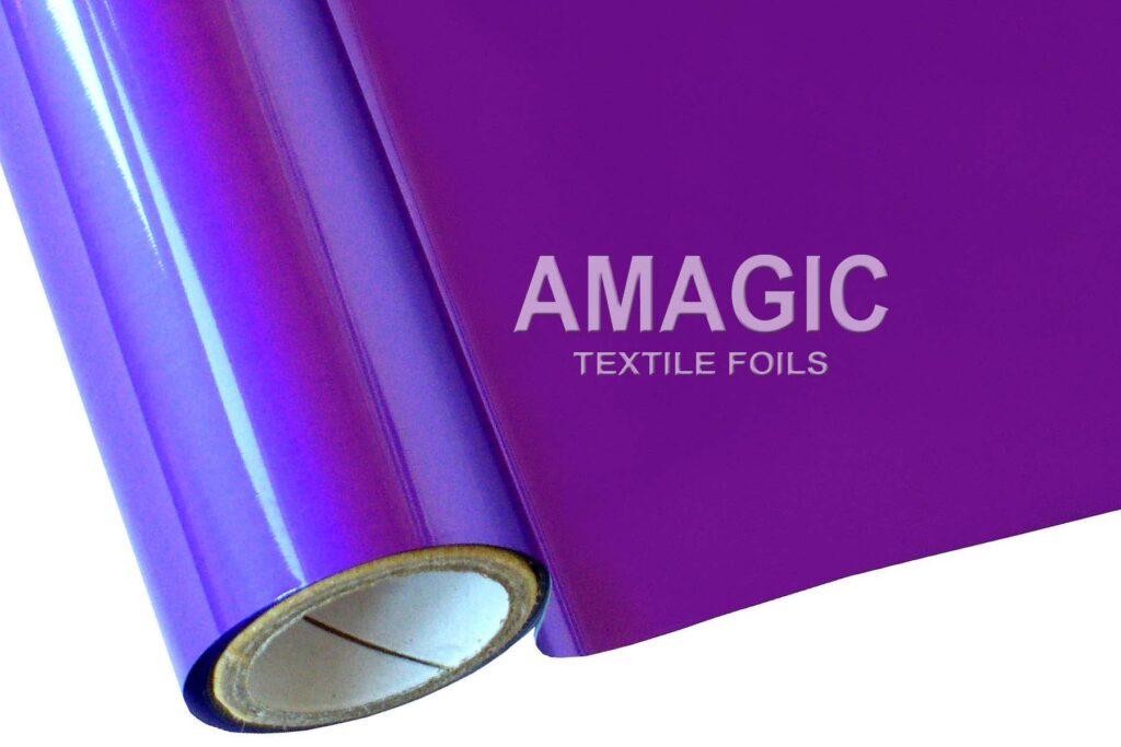VA Violet foil