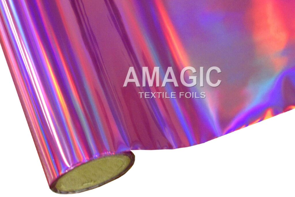 PGZP02 Holo Rainbow foil