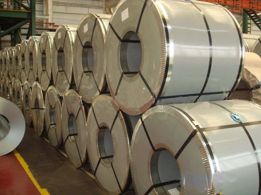 Steel Plate and Coil