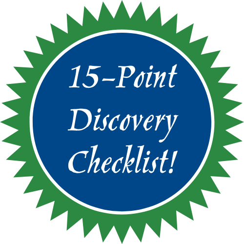 15-Point Discovery Checklist for Tours and Activities Businesses