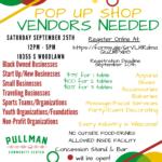 Pullman Pop-Up Shop