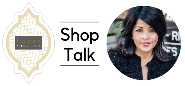 Shop Talk Haven banner