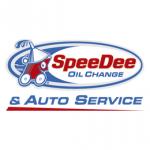 SpeeDee Oil Change Logo