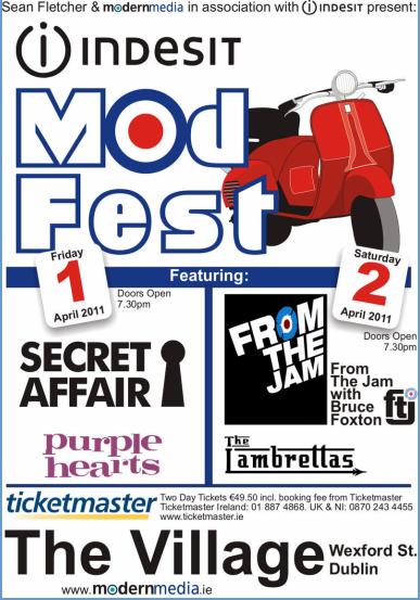ModFest - Dublin