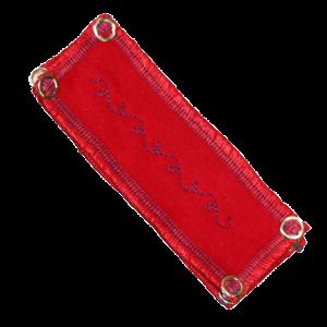 kinkless red bracelet