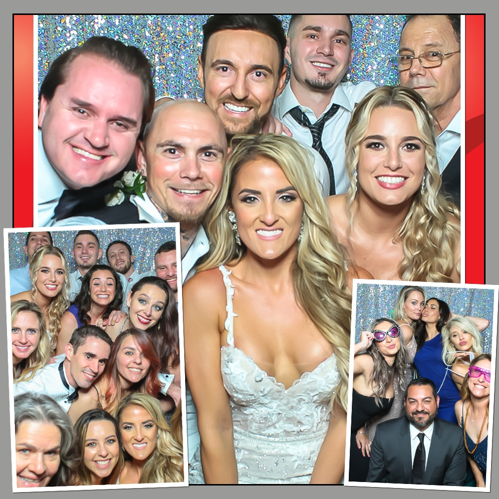 Coral Gables Colonnade Wedding Party