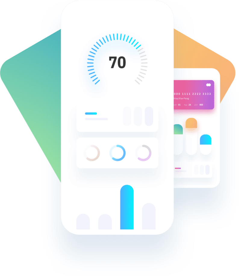 Mobile phone graphics
