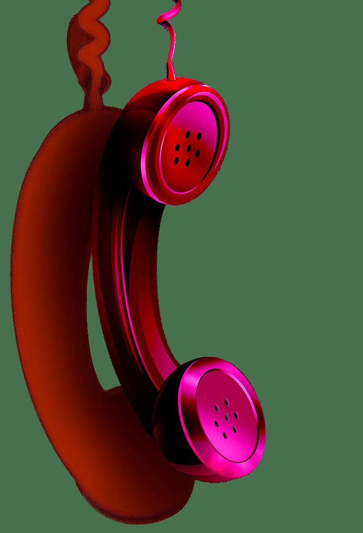 Hanging Phone Vertical