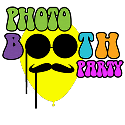 Photo Booth Party  Logo
