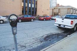 pothole 2-16