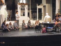 Theater studies program