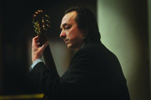 Francois Fowler took the stage in the Bliss Recital Hall on Tuesday night to perform multiple compositions by various artists, including a few pieces he wrote himself.