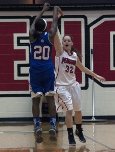 The Youngstown State University women's basketball team currently has the best 3-point defense in the Horizon League.