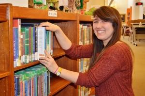 Krystle Van Dyke - Beeghly Library 1 - good