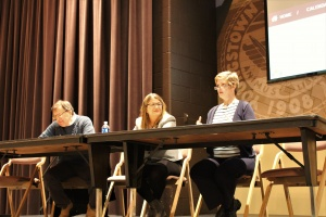 Inauguration Panel