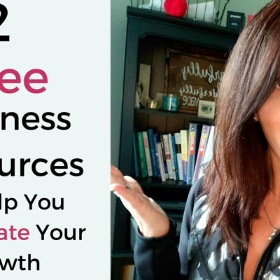 2 FREE Business Resources to Help You Accelerate Your Business