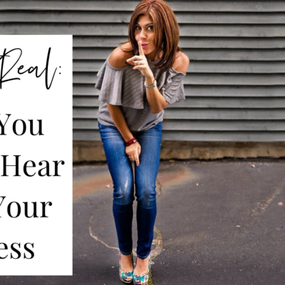 Let's Get Real: What You Need to Hear About Your Business