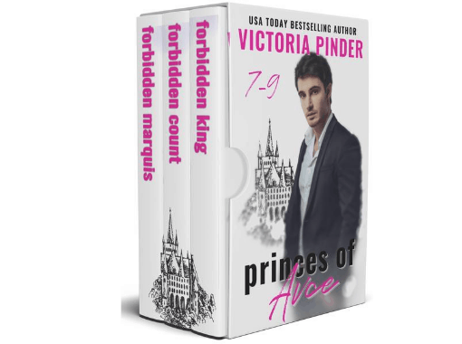 Princes of Avce 7-9