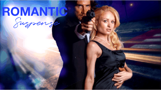 Romantic Suspense, the early years and me