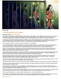 "Final-jpegTransformation from Trauma - Hawaii News Magazine Article"""