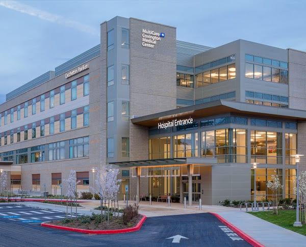 Multicare Covington Expansion
