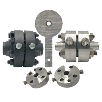 Inline Orifice Plates and Flanges