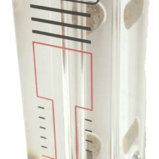 Custom Plastic Rotameter