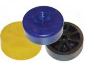 AutoFlex Knott End Cap 3.5″ Black