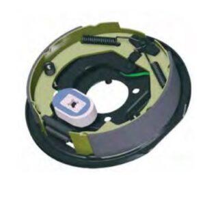AutoFlex Knott Left Backing Plate 10″ Electric Brake