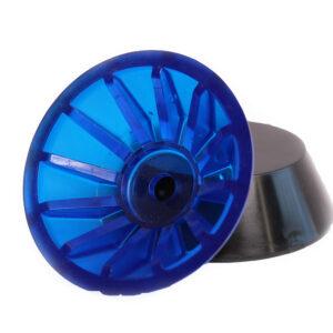 AutoFlex Knott End Bell 4″ Blue