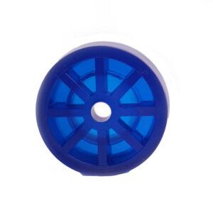 Autoflex Knott 3.5″ Blue End Cap