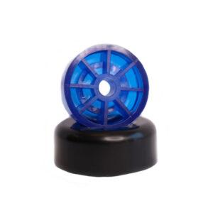 AutoFlex Knott End Cap 4″ Blue