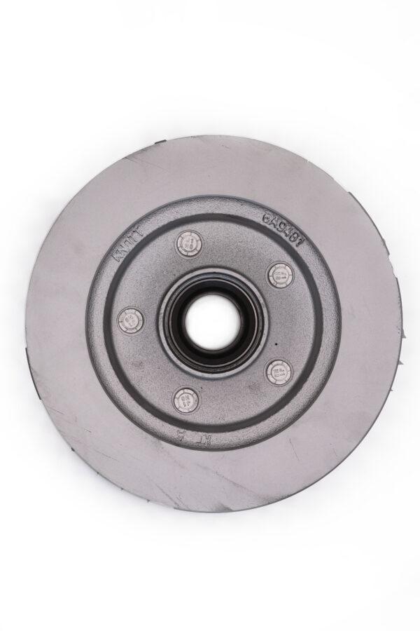AutoFlex Knott 10″ Disc Brake Rotor with Bearings