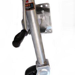 AutoFlex Knott Swing-Away Swivel Jack – 1200 lbs