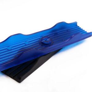 AutoFlex Knott Keel Pad 3″x12″ Blue