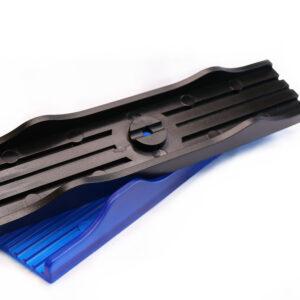 AutoFlex Knott Keel Pad 3″x12″ Black