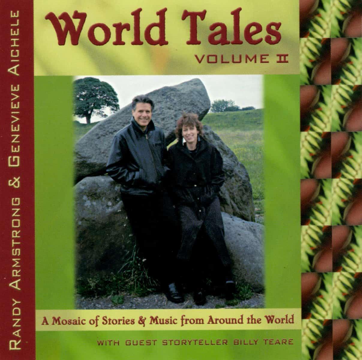 World Tales Volume II Awarded 2007 NAPPA Honors Award