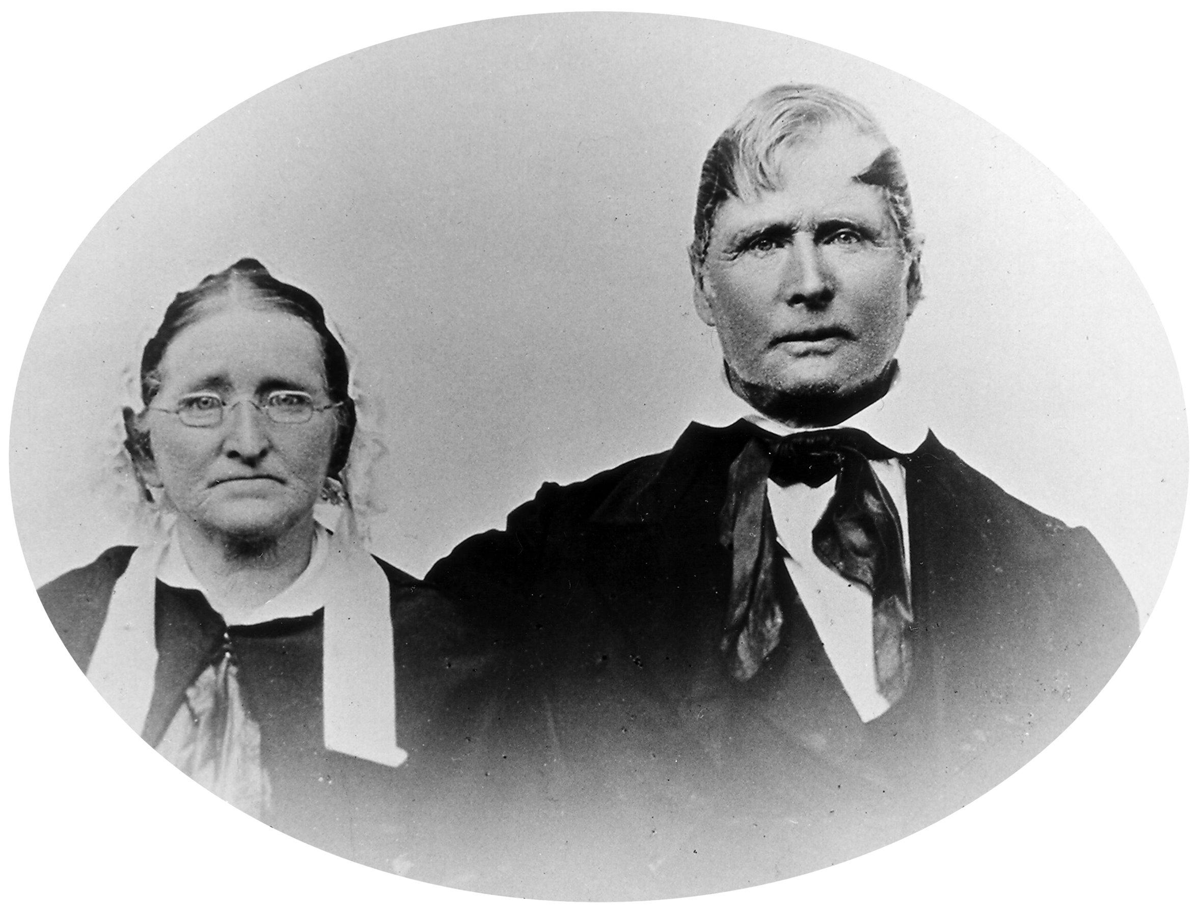 Susanna and Silas Stone