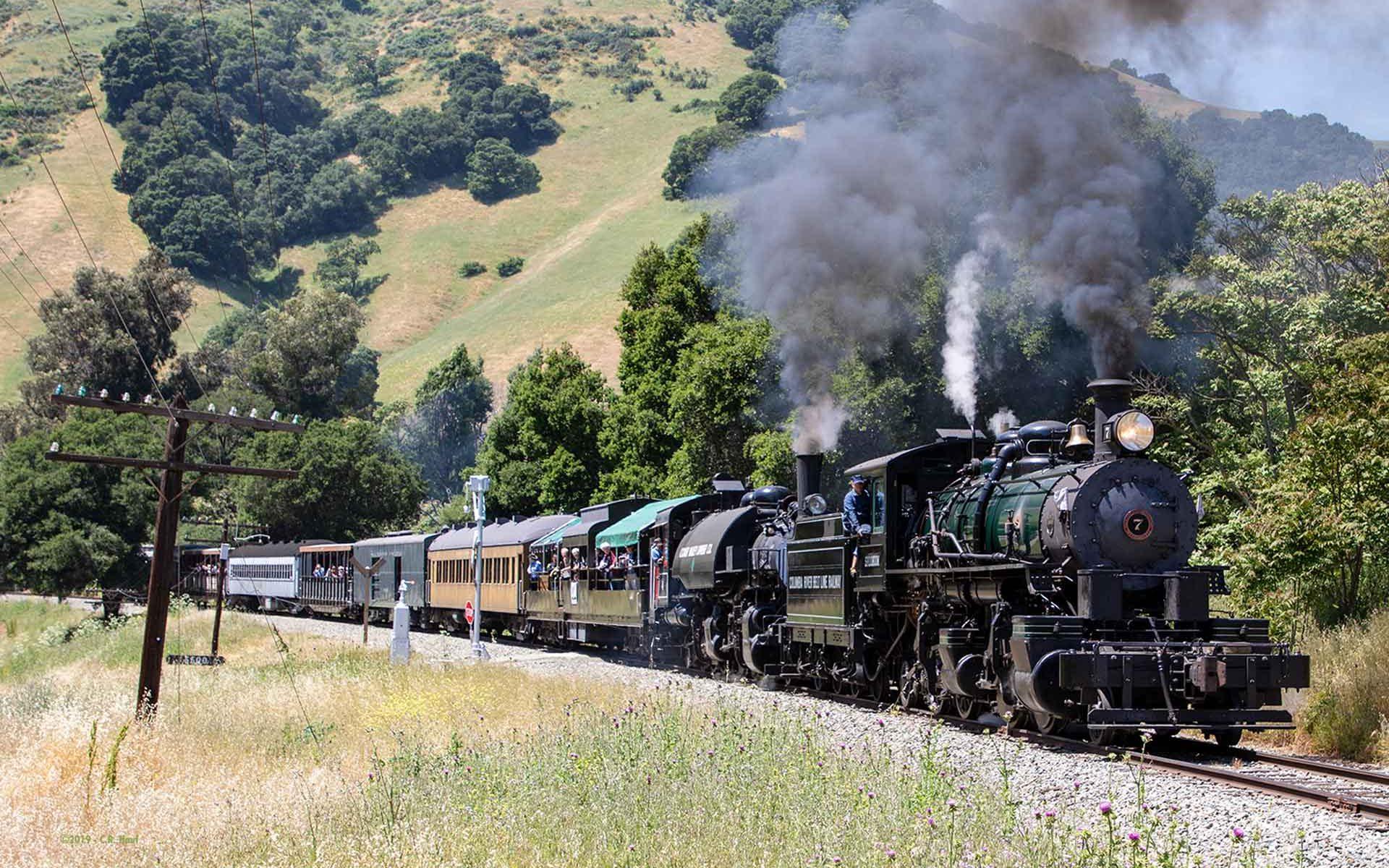 Nile Canyon Railway