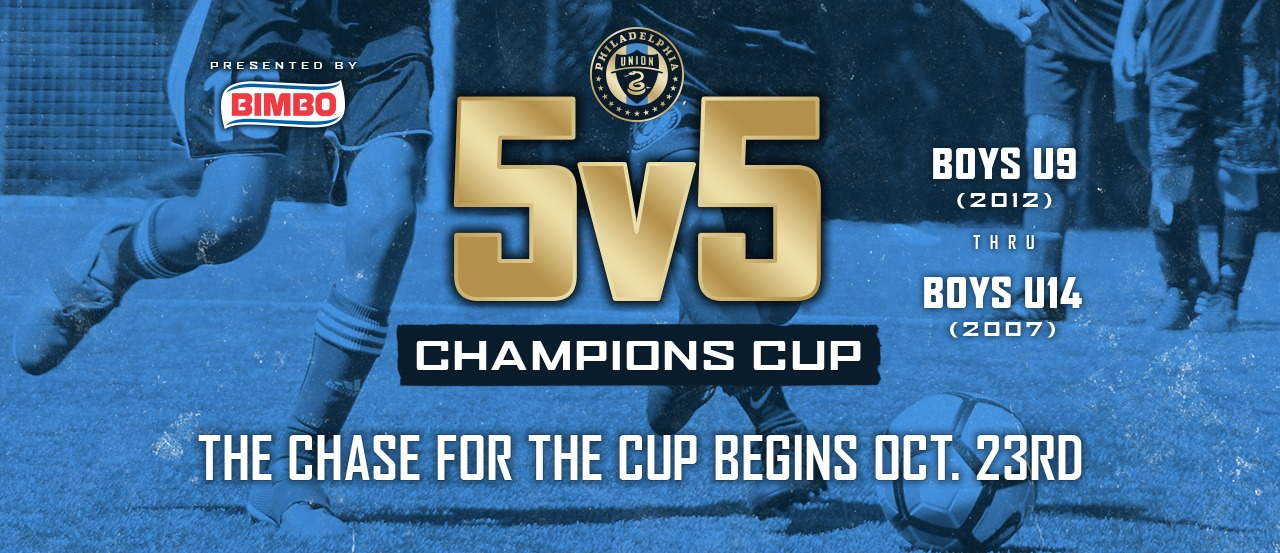Union Youth 5 V 5 Champions Cup