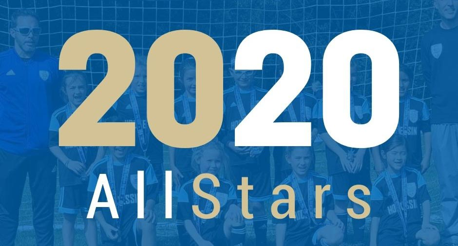 Delaware FC Fall Recreational All Stars!