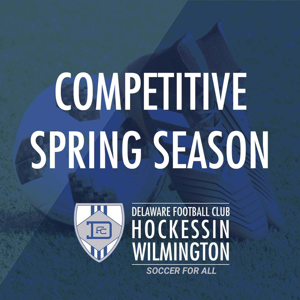 Competitive Spring Season: Player ID Sessions