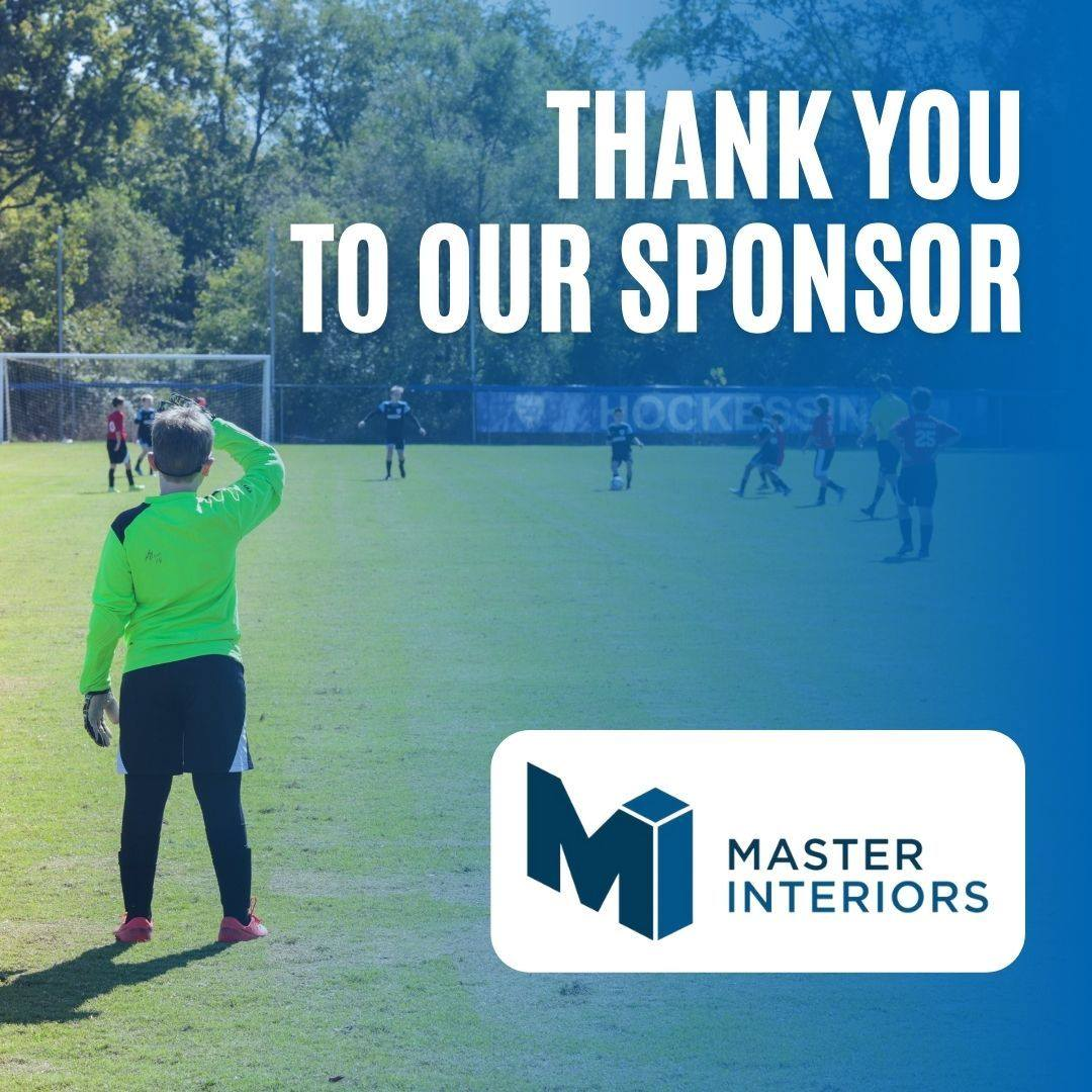 Thank you to our sponsor: Master Interiors