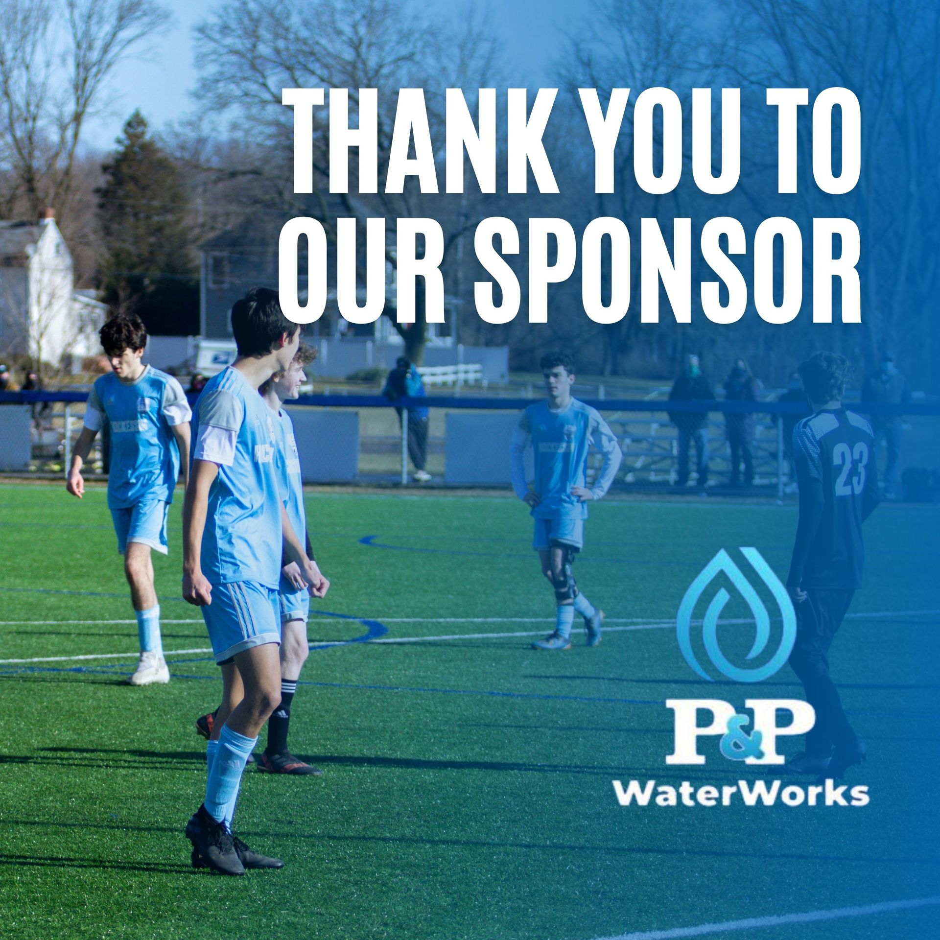 Thank you to our sponsor: P&P WaterWorks