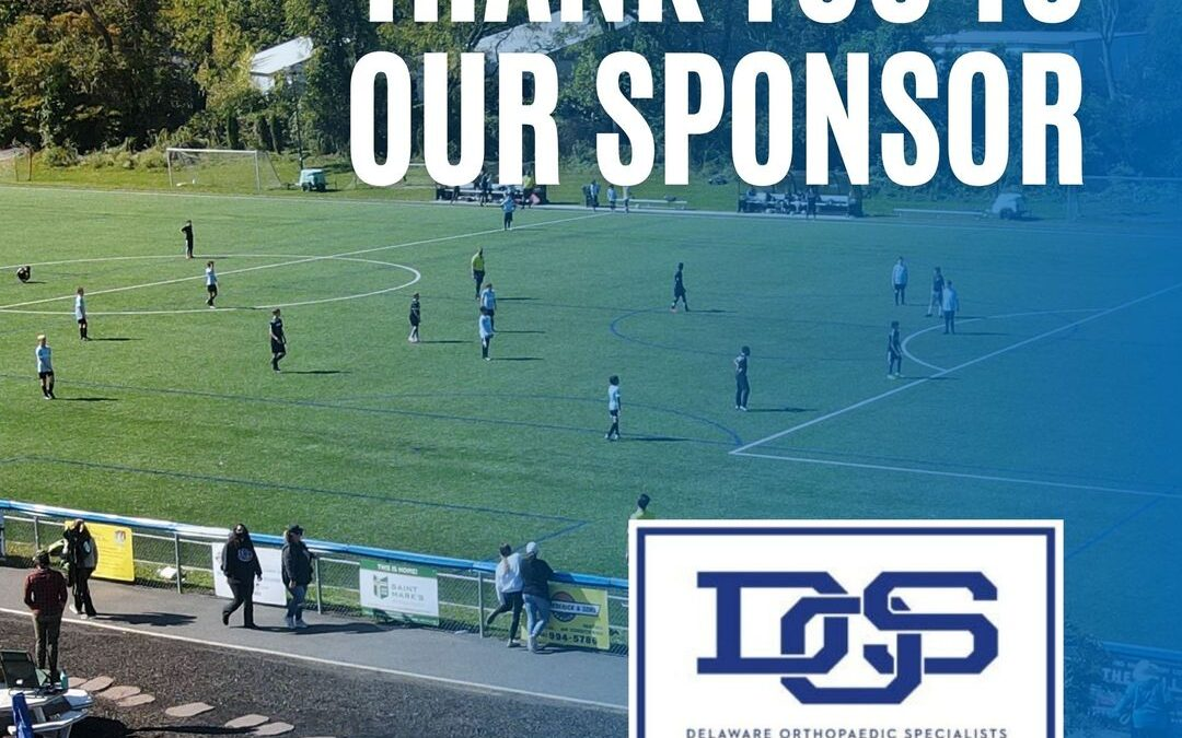 Thank you to our sponsor: Delaware Orthopaedic Specialists