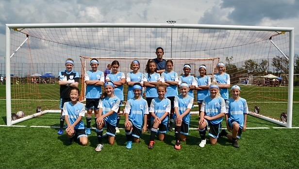 Louden Premier Cup: Congratulations 2010 Wilmington Girls
