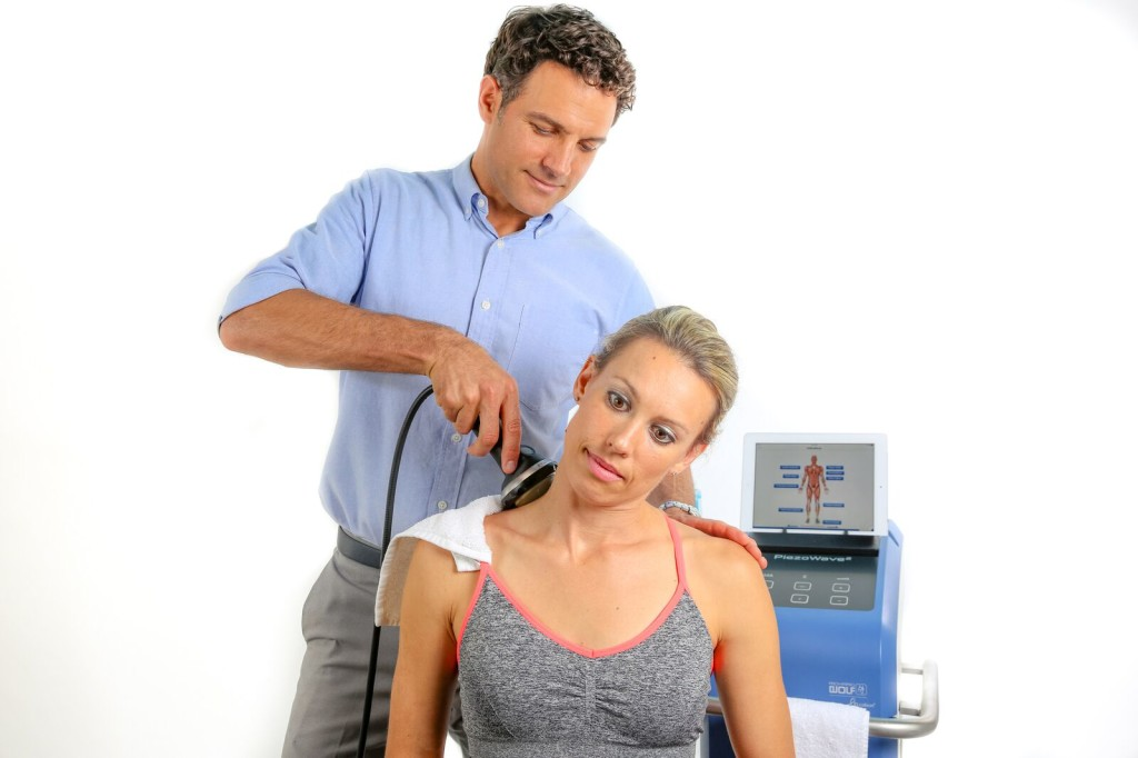 Piezowave Extracorporeal Shockwave Therapy with Dr Fields