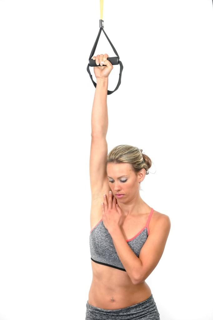 Hanging for frozen shoulder
