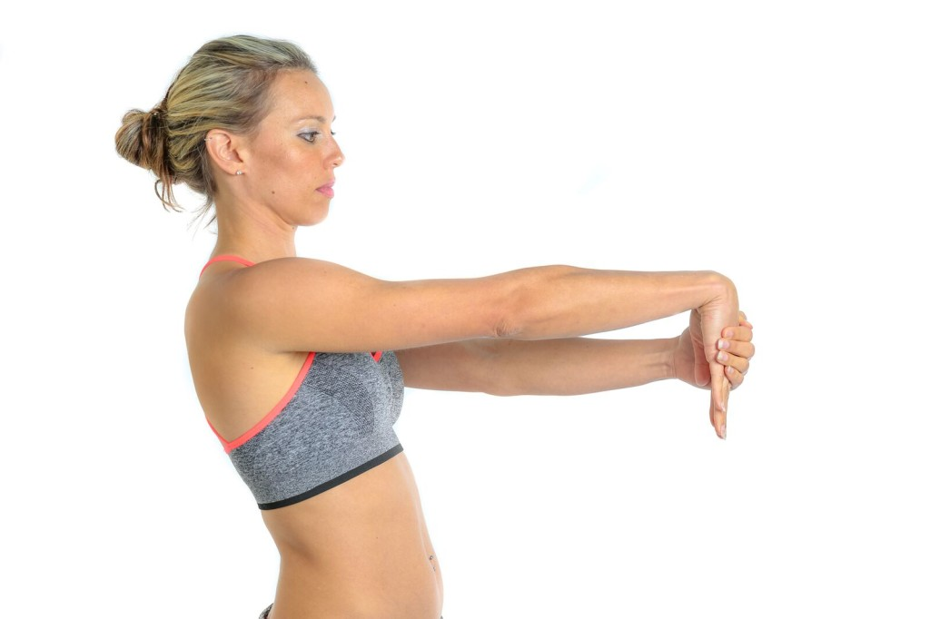 Stretching extensor muscles can help carpal tunnel syndrome